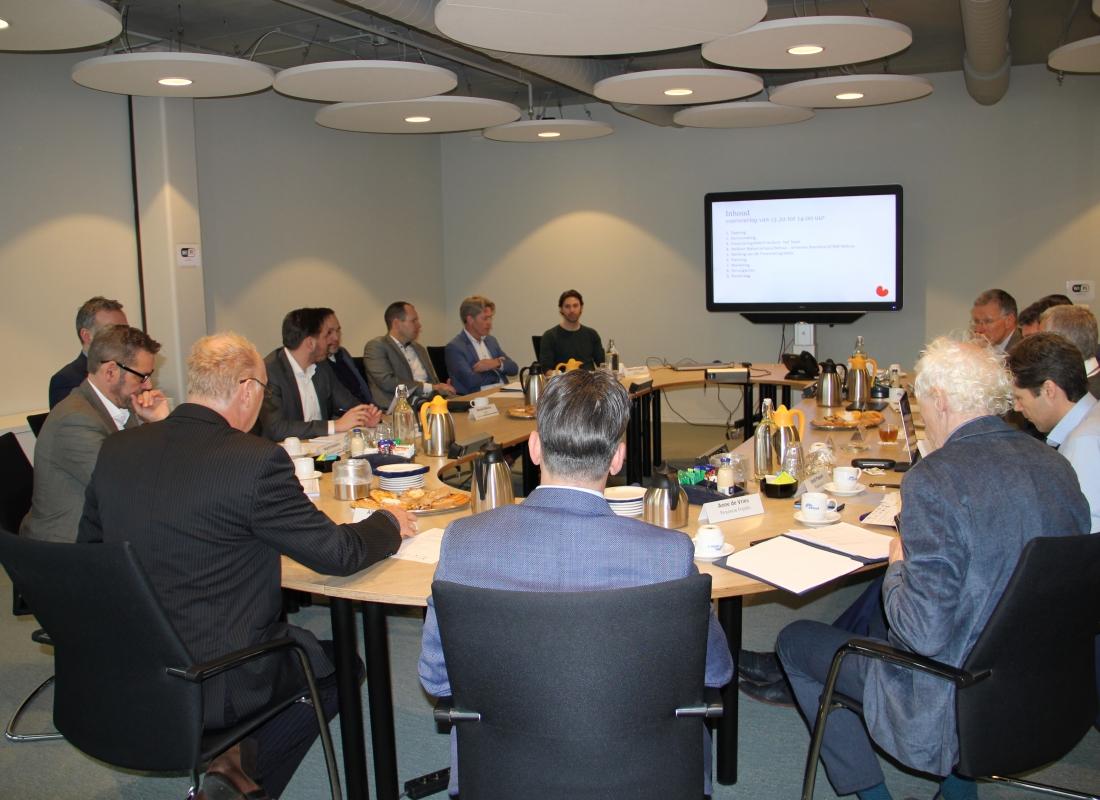 Financieringstafel Friesland: financing possibilities
