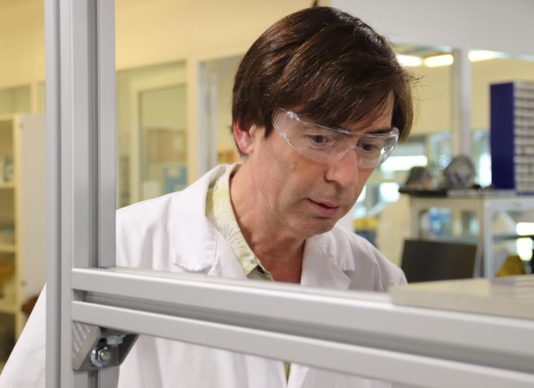 Michel Saakes appointed NHL Stenden Professor of Applied Sciences Water-Smart Hydrogen